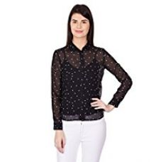 Buy United Colors of Benetton Women's Button Down Shirt from Amazon