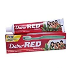 Buy Dabur Red Tooth Paste - 300 g (Pack of 2) from Amazon
