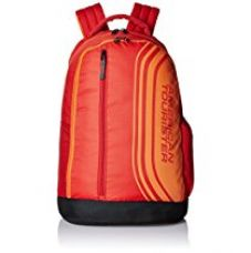 American Tourister 24 Ltrs Casper Red Casual Backpack (Casper Bacpack 06) for Rs. 1,399