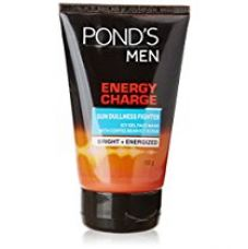POND'S Men Energy Charge Icy Gel Face Wash, 100g for Rs. 142