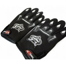 Buy Knighthood 1 Pair Of Hand Grip For Bike Motorcycle Scooter Riding - Black Colour Driving Gloves from Paytm
