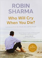 Buy Who Will Cry When You Die? from Amazon