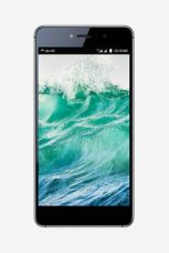 Buy LYF Water 8 Dual Sim 16 GB (Black) for Rs. 7449