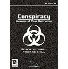 Conspiracy - Weapons of Mass Destruction (PC) for Rs. 99