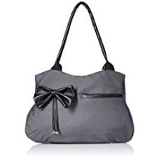 Buy fantosy Women's Shoulder Bag (Grey) from Amazon