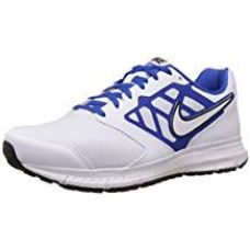 Buy Nike Men's Downshifter 6 Msl White,Game Royal,Black  Running Shoes -8 UK/India (42.5 EU)(9 US) from Amazon