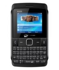 Buy Micromax X606 Black from SnapDeal