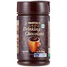 Weikfield Drinking Chocolate Powder ,100 g for Rs. 65