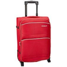 Aristocrat Teana Polyester 56 cms Red Soft Sided Suitcase (STTEA56RED) for Rs. 3,445