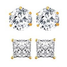 Buy YouBella Combo of Trendy Earrings from Amazon