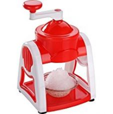 Buy Floraware Plastic Ice Gola Maker, 8 Pieces, Red from Amazon