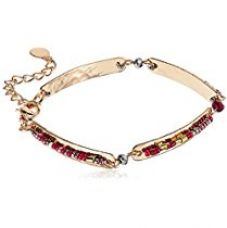 Buy Accessorize Strand Bracelet for Women (Red)(MN-18436660001) from Amazon