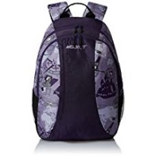 Buy Wildcraft Loco VO Polyester Purple Casual Backpack(8903338018520) from Amazon
