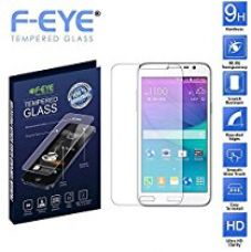 Buy F-EYE Samsung Galaxy Grand Max Tempered Glass Screen Protector (0.33mm) from Amazon