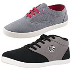Buy Globalite Women's Combo Of 2 Casual shoes GSC1128_1170DUB from Amazon