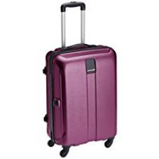 Safari Thorium Polycarbonate 77 (cms) Purple Hardsided Suitcase (Thorium-Stubble-Magenta-Purple-77-4WH) for Rs. 5,754