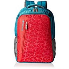 Safari 25 Ltrs Red Casual Backpack (Jive-Red-CB) for Rs. 950
