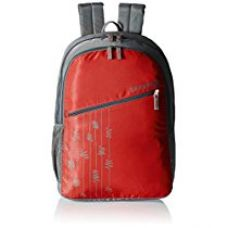 Safari 25 ltrs Casual Backpack (Zigzag-Red-CB) for Rs. 699