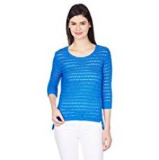 Buy United Colors of Benetton Women's Cotton Sweater from Amazon