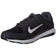 Buy Nike Men's Dart 12 Msl Black, White and Anthracite Running Shoes -10 UK/India (45 EU)(11 US) from Amazon