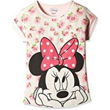 Buy Mickey & Friends Girls' T-Shirt from Amazon