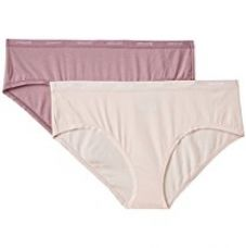 Buy Amante Women's Hipster Panty (Pack of 2) from Amazon