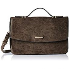 Buy Diana Korr Women's Sling Bag (Brown) (DK57SDBRW) from Amazon