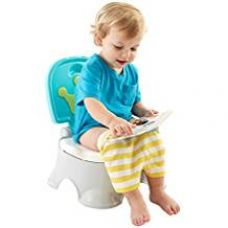Buy Fisher Price Royal Step Stool Potty (Multicolor) from Amazon