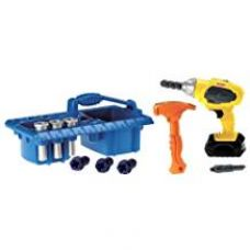 Buy Fisher-Price Fisher-Price Drillin' Action Tool Set from Amazon