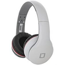 Buy Live Tech HP 19 Headphone With Mic (White) from Amazon