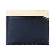 Buy Bagaholics Mens Wallet Gents Purse Gift for Men (BLUE) from Amazon