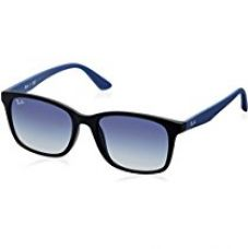Ray-Ban Gradient Square Men Sunglasses (0RB7059I62024L55|55.4 millimeters|Light Grey Gradient Dark Blue) for Rs. 4,290