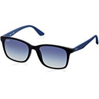Buy Ray-Ban Gradient Square Men Sunglasses (0RB7059I62024L55 55.4  millimeters Light Grey dc575bdef93e