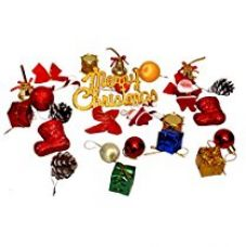 Buy Toyshine 26 Pcs Christmas Tree Decoration, Assorted Designs from Amazon