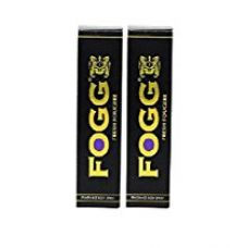Buy Fogg Fresh Deodorant Combo for Men, Fougere Black Series (Pack of 2) from Amazon