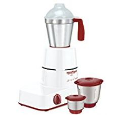 Maharaja Whiteline Solo Happiness 500-Watt Mixer Grinder (Red and White) for Rs. 1,949
