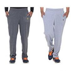 Buy Vimal Men's Cotton Trackpants ( Pack Of 2) from Amazon