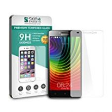 Buy Lenovo k3 note Tempered Glass Screen Guard Protector Ultra Strong (9H)-Slim by Skin4Gadgets with Gift Card of Rs.200 from Amazon