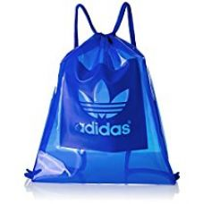 Buy adidas Fabric 15.7 Ltrs Blue Gym Bag (4056559623043) from Amazon