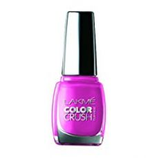 Buy Lakme True Wear Color Crush Nail Color, Lavender 36, 9 ml from Amazon