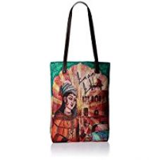 Buy Kanvas Katha Women's Tote Bag (Multi-Color) (KKBGW001) from Amazon
