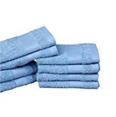 Buy HomeStrap Luxury Face Towel Set - Raspberry - Pack of 8 -450 GSM from Amazon