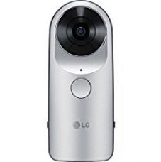 LG 360 Cam Spherical Digital Camera For Clicking 360 Degree Videos And Images, Supports Micro SD Card for Rs. 14,299