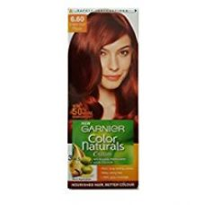 Buy Garnier Color Naturals Shade 6.60 Intense Red, 70ml + 40g from Amazon