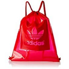 Adidas Fabric 15.7 Lts Red Gym Bag (4056559614782) for Rs. 799