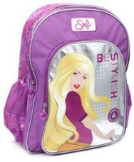 Steffi Love Be Stylish Print Back Pack - 18 Inches for Rs. 1342