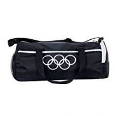 Buy Pole Star 950 Cms Soft Polyester Travel Duffel, Gym Bag- Black from Amazon