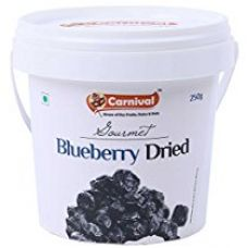 Buy Carnival Blueberries Dried - 250g from Amazon