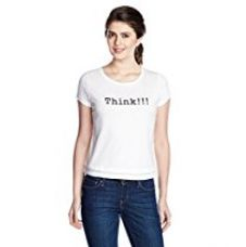 Buy Chemistee Women's Slogan T-Shirt from Amazon