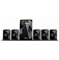 Buy Philips SPA4040B/94 Multimedia Speakers System (Black) from Amazon